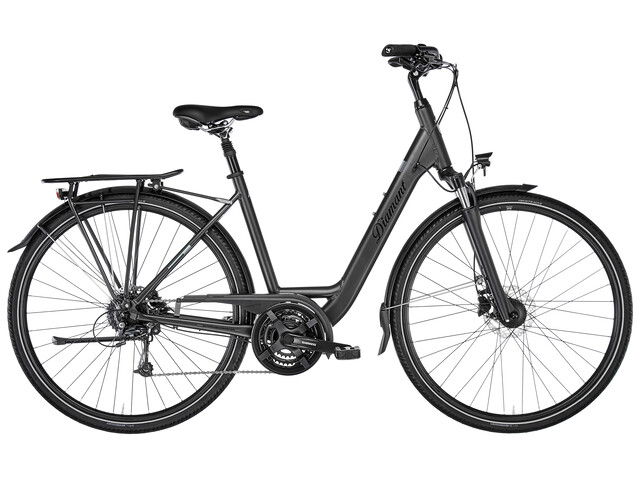 Diamant Ubari Deluxe Trekkingcykel Mono svart
